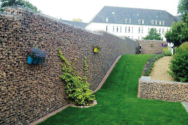 Betonnen Zitelementen Tuin : Vb beton u betonnen keerwanden en prefab elementen
